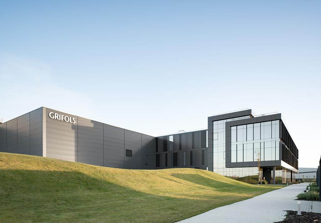 Grifols International Logistic Centre