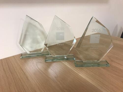 Safety Performance Award Modubuild