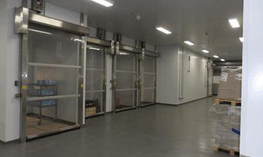 Modubuild Cleanroom Project Danone 2