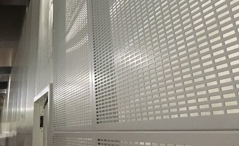 Modubuild Cooling Plenum Wall Design