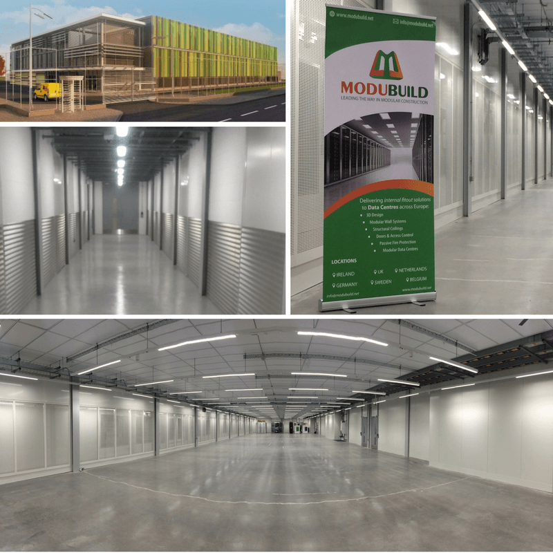 Modubuild Deliver High Specification Internal Fit At Kao Data