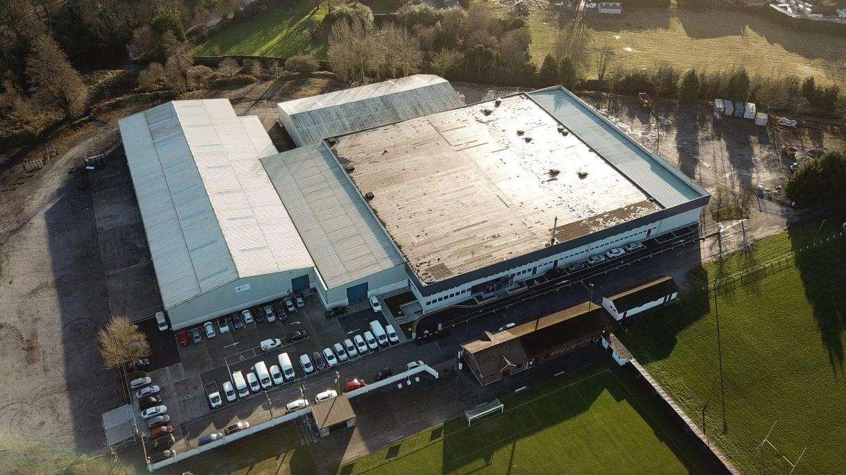 Modubuild Production Facility Kilkenny