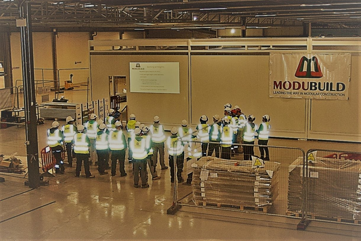 Modubuild Safety Briefing