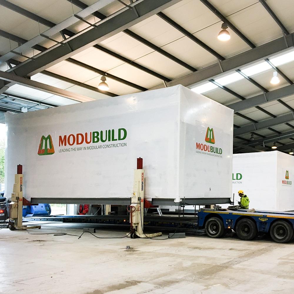 Modubuild Module Leaving Factory